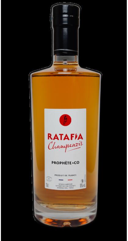 Ratafia Champenois Prophète and CO